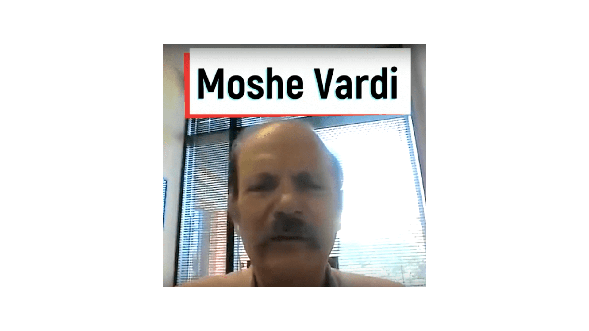 Interview with Prof. Moshe Vardi